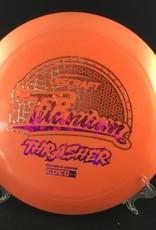 Discraft Titanium Thrasher Orange 174g 12/5/-3/2