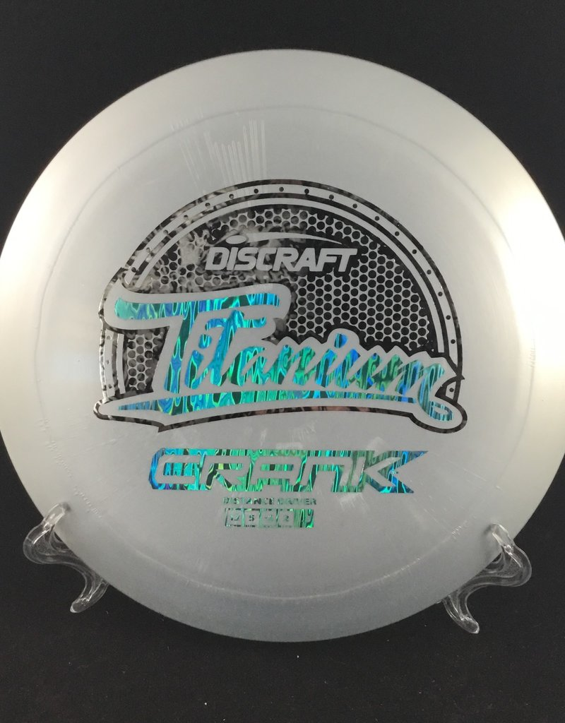 Discraft Crank Titanium Silver 168g 13/5/-2/2