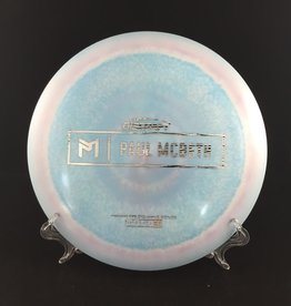 Discraft Proto Distance Driver ESP Paul McBeth Blue 162g 12/6/-3/2