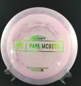 Discraft Proto Distance Driver ESP Paul McBeth Pink 165g 12/6/-3/2