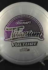 Discraft Titanium Vulture Silver 168g 10/5/0/2