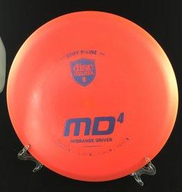 Discmania Discmania MD4 P-Line Salmon 160g 5/4/0/3
