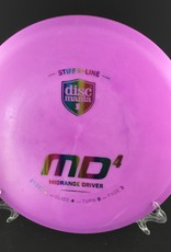 Discmania Discmania MD4 P-Line Purple 166g 5/4/0/3