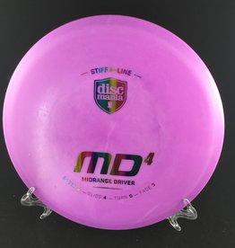 Discmania Discmania MD4 P-Line Purple 166g 5/4/0/3