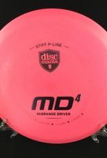 Discmania Discmania MD4 P-Line Pink 180g 5/4/0/3