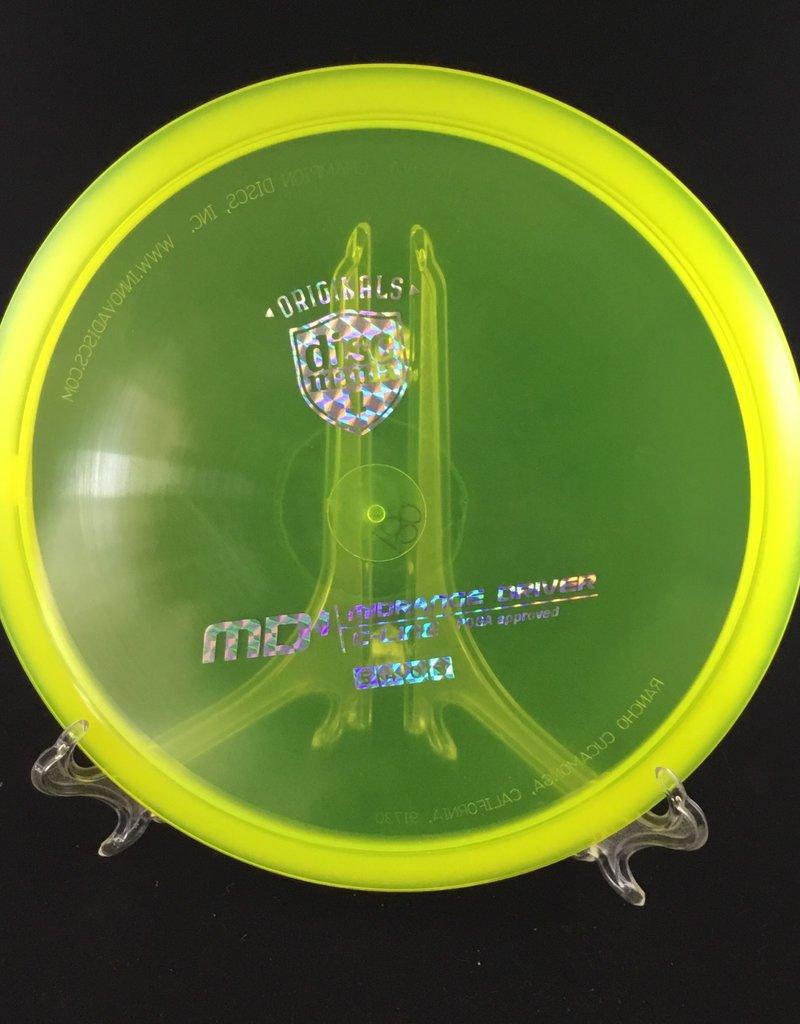 Discmania Discmania MD4 C-Line Yellow 180g 5/4/0/3