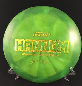 Discraft Tour Austin Hannum Z Force Green 174g 12/5/0/3