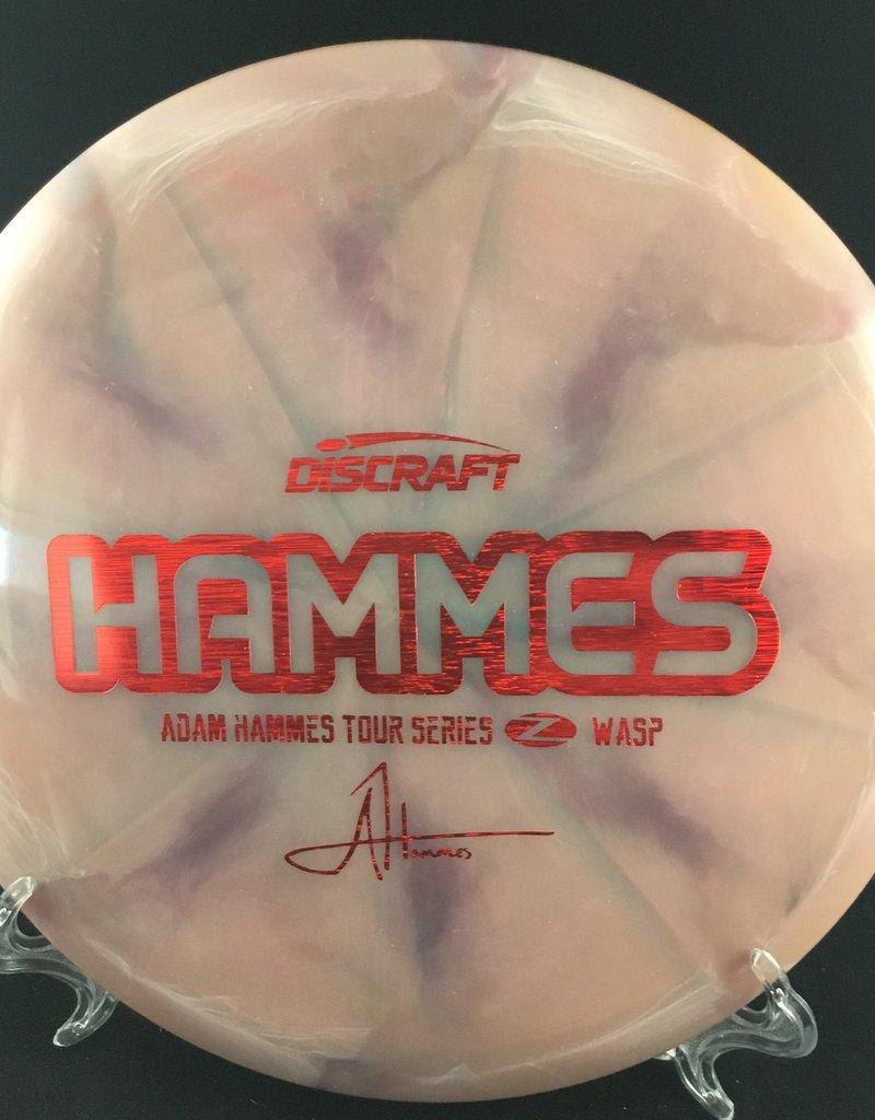 Discraft Tour Adam Hammes Z Wasp Purple 178g 5/3/0/2