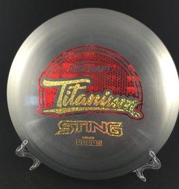 Discraft Sting Titanium Grey 171g 7/5/-2/1