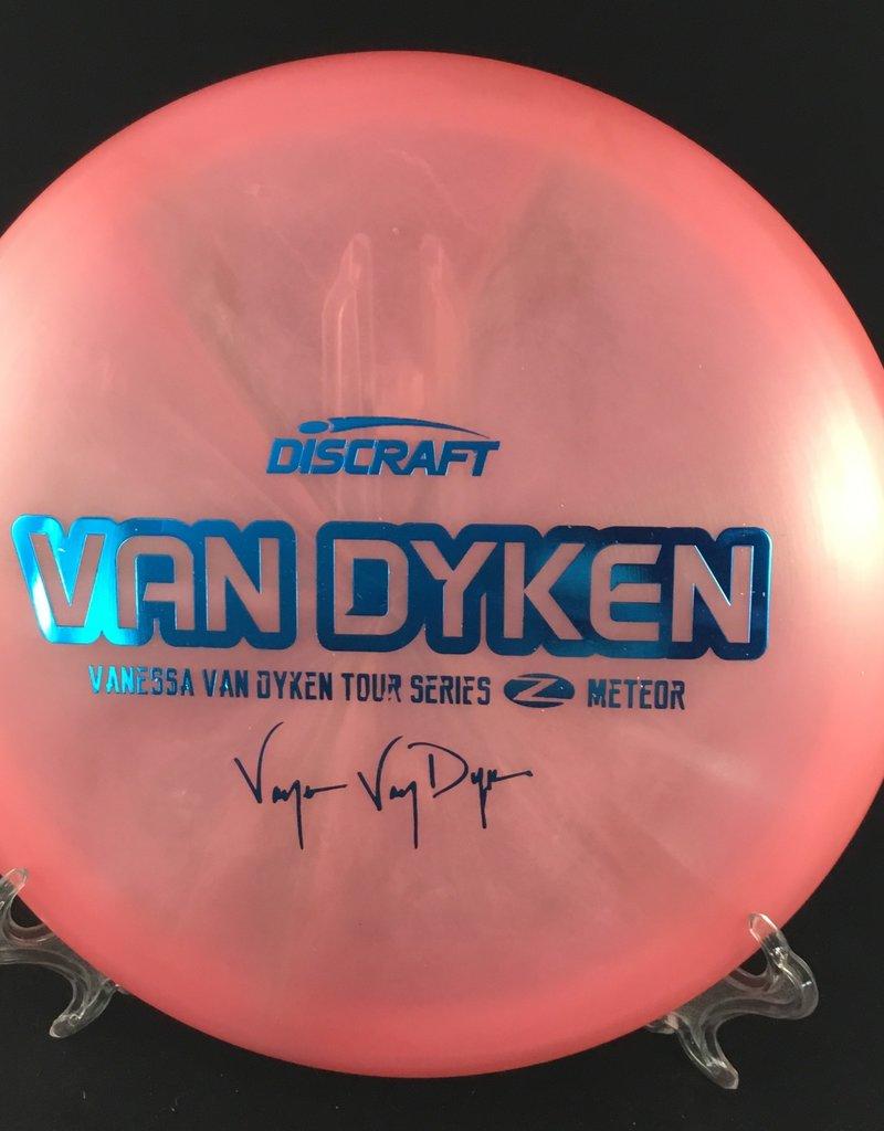 Discraft Vanessa Van Dyken Z Line Meteor 178g 4/5/-3/1