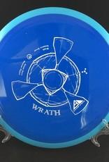 Axiom Discs Axiom Wrath Neutron Blue 157g 9/4.5/-0.5/2