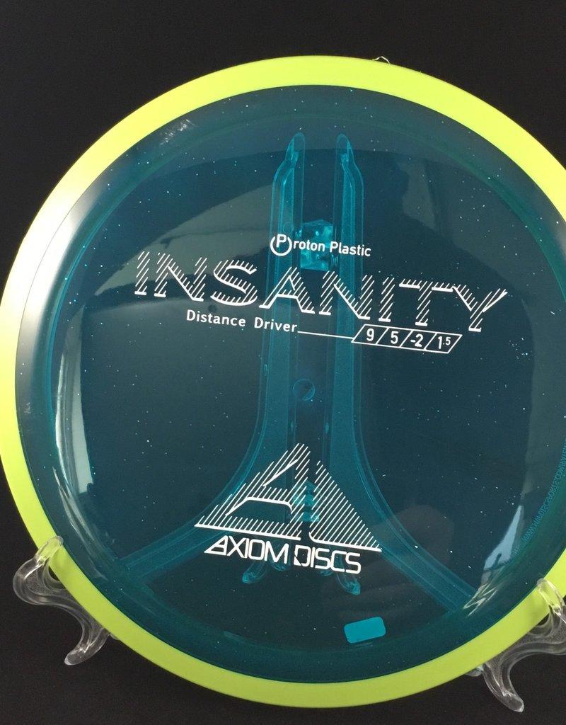 Axiom Discs Axiom Insanity Proton Blue 172g 9/5/-2/1.5