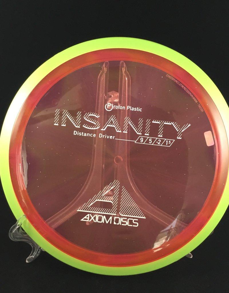 Axiom Discs Axiom Insanity Proton Pink 169g 9/5/-2/1.5