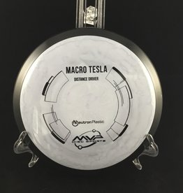 MVP Disc Sports MVP Tesla Neutron Macro Grey Mini