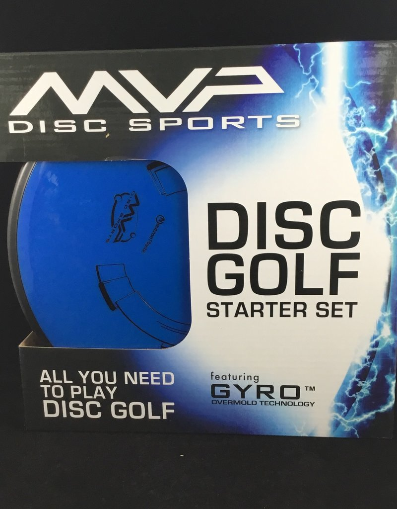 MVP Disc Sports MVP Discs Premium Starter Set