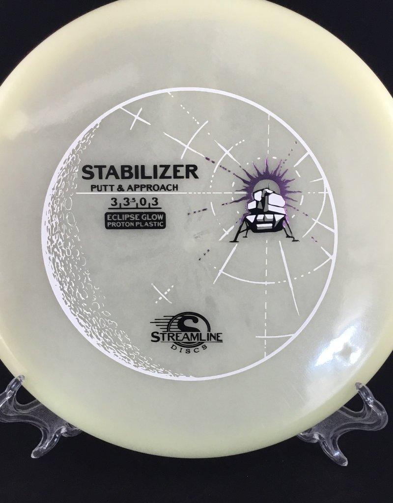 Streamline Discs Streamline Stabilizer Eclipse Glow 173g 3/3.5/0/3