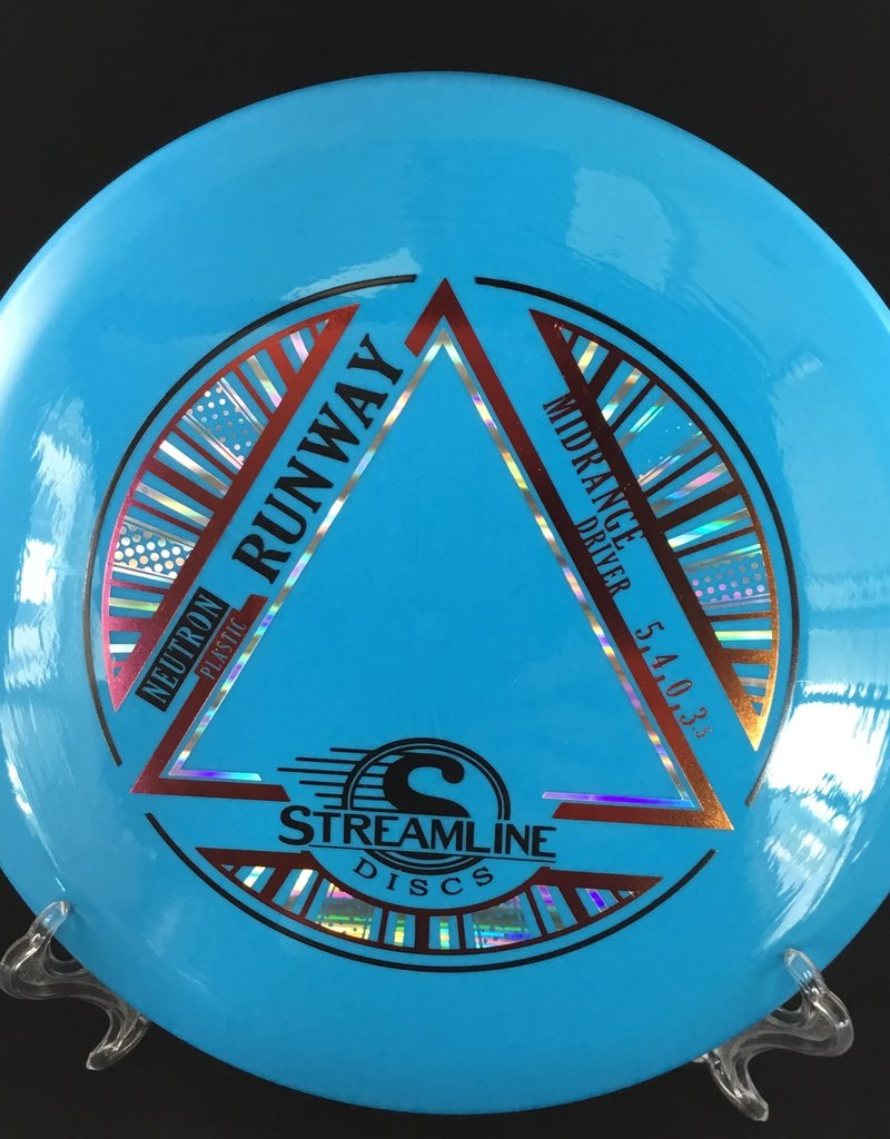 Streamline Discs Streamline Runway Neutron Blue 172g 5/4/0/3.5