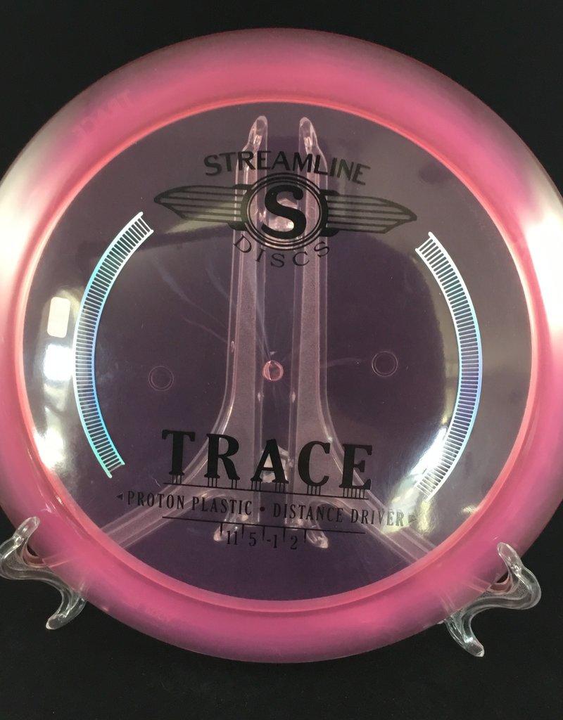 Streamline Discs Copy of Streamline Trace Proton Dayglo Yellow 169g 11/5/-1/2