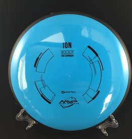 MVP Disc Sports MVP Ion Neutron Blue 161g 2.5/3/0/1.5