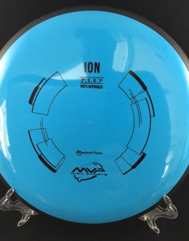 MVP Disc Sports MVP Ion Neutron Blue 174g 2.5/3/0/1.5