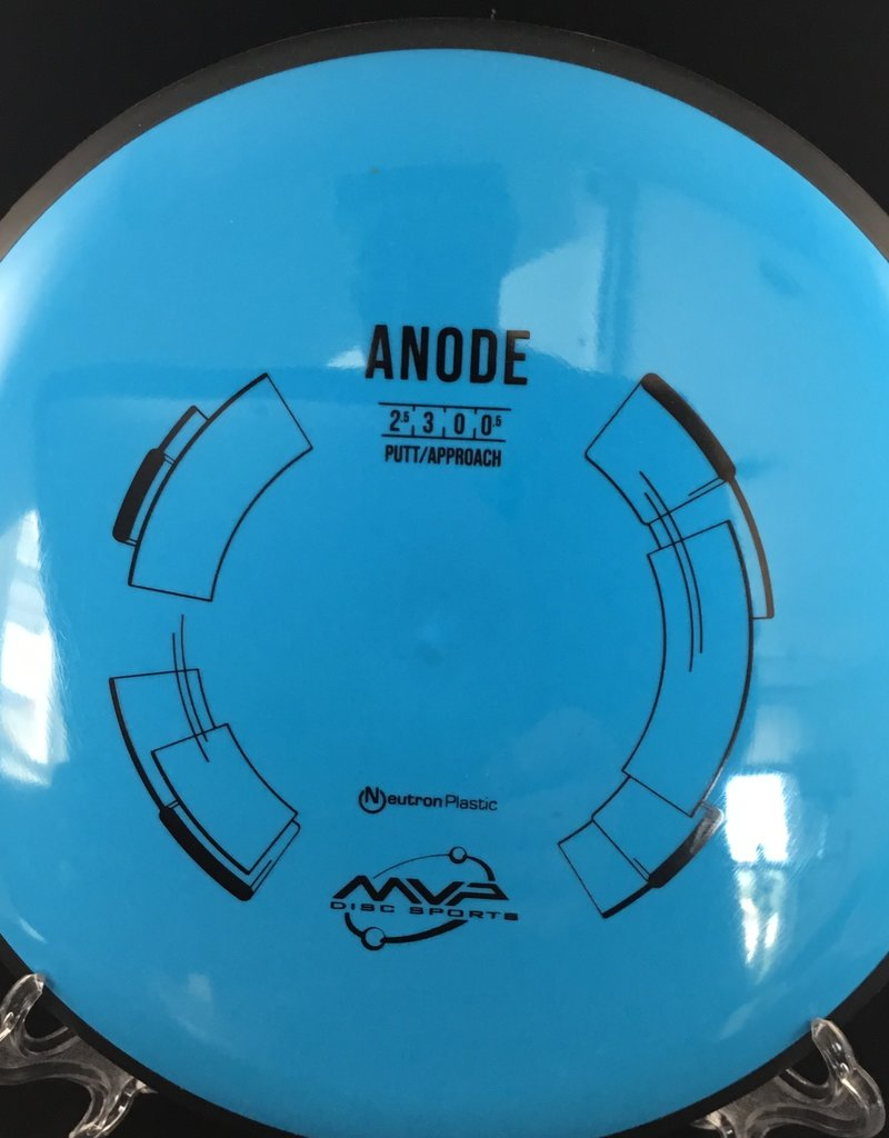 MVP Disc Sports MVP Anode Neutron Blue 173g 2.5/3/0/0.5