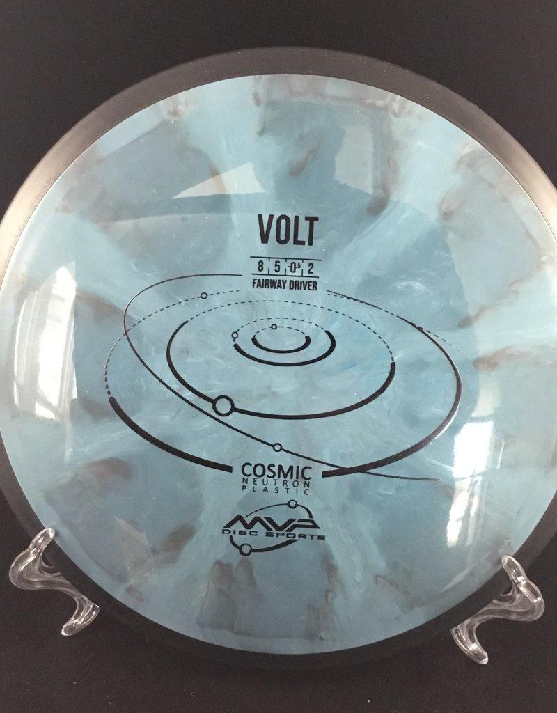 MVP Disc Sports MVP Volt Cosmic Neutron Grey Swirl 169g 8/5/-1/2