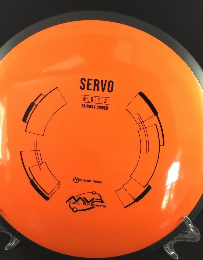 MVP Disc Sports MVP Servo Neutron Orange 162g 6.5/5/-1/2