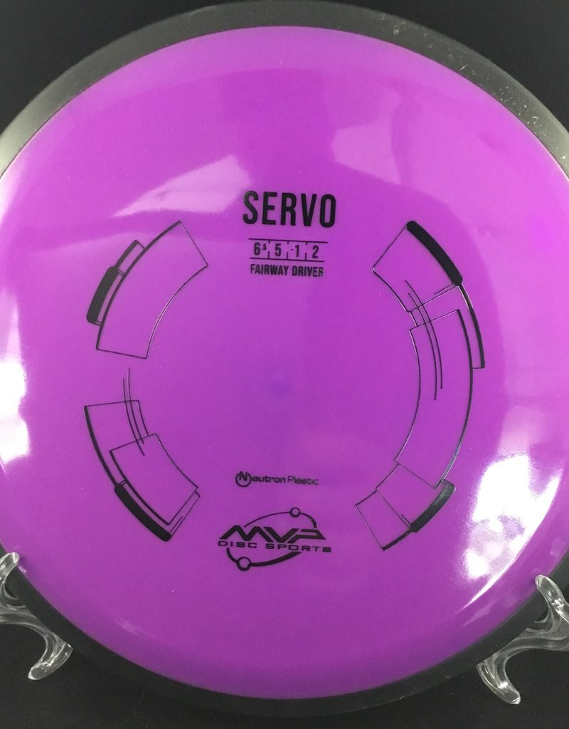 MVP Disc Sports MVP Servo Neutron Purple 157g 6.5/5/-1/2