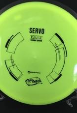 MVP Disc Sports MVP Servo Neutron Dayglo Yellow 162g 6.5/5/-1/2