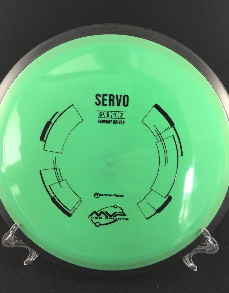 MVP Disc Sports MVP Servo Neutron Green 172g 6.5/5/-1/2
