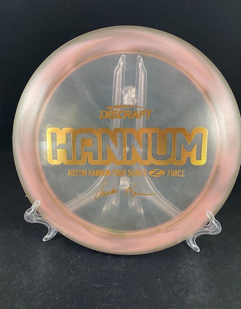 Discraft Hannum tour series z force