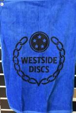 Dynamic Discs Trilogy Cotton Towel (DD, LAT 64, Westside)