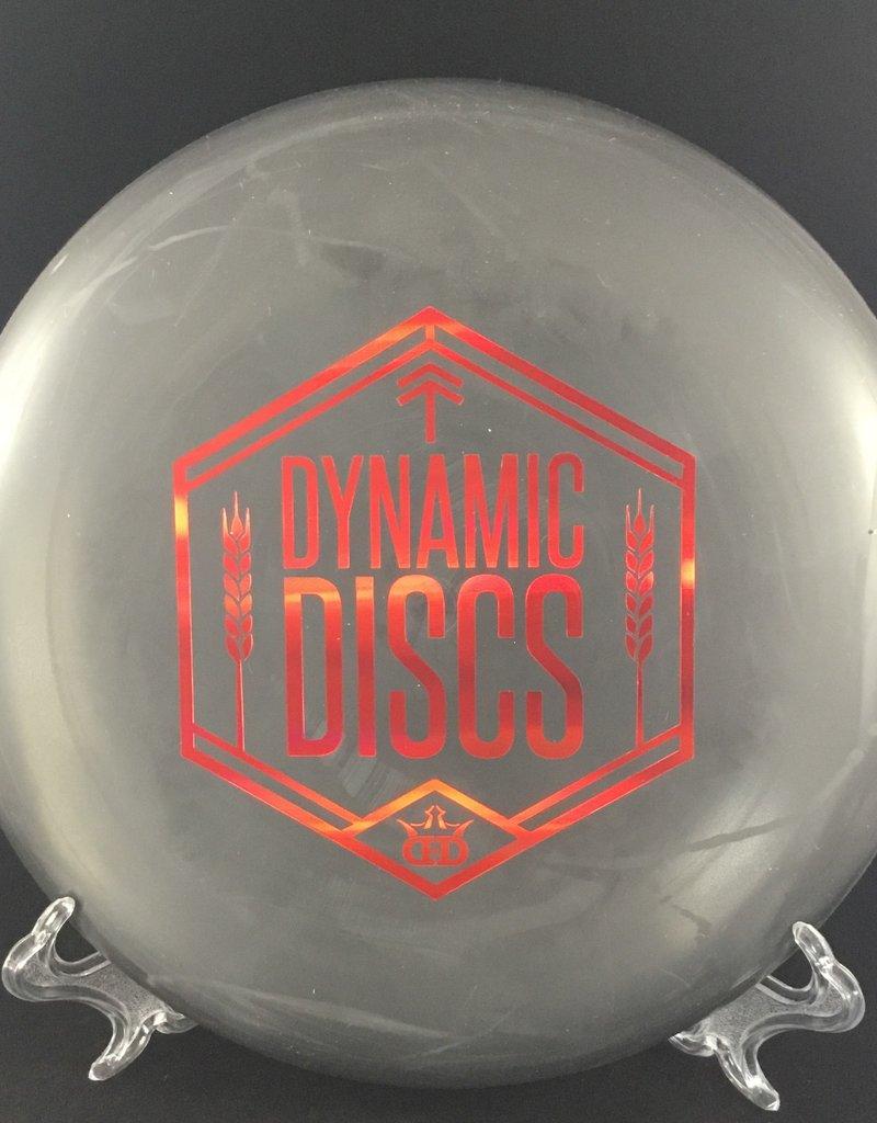 Dynamic Discs Prime Deputy Wheat Shield Stamp 3/4/-1.5/0