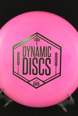 Dynamic Discs Prime Deputy Wheat Shield Stamp 3/4/-1.5/0