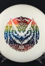 Dynamic Discs Dynamic Discs Warden Classic Blend Owl Head Stamp