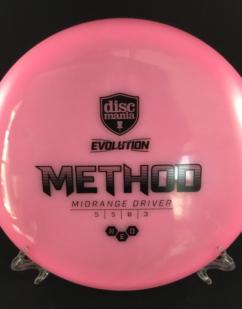 Discmania Discmania Evolution Method