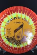 Westside Discs Westside Harp Vip MyDye Red/Yellow