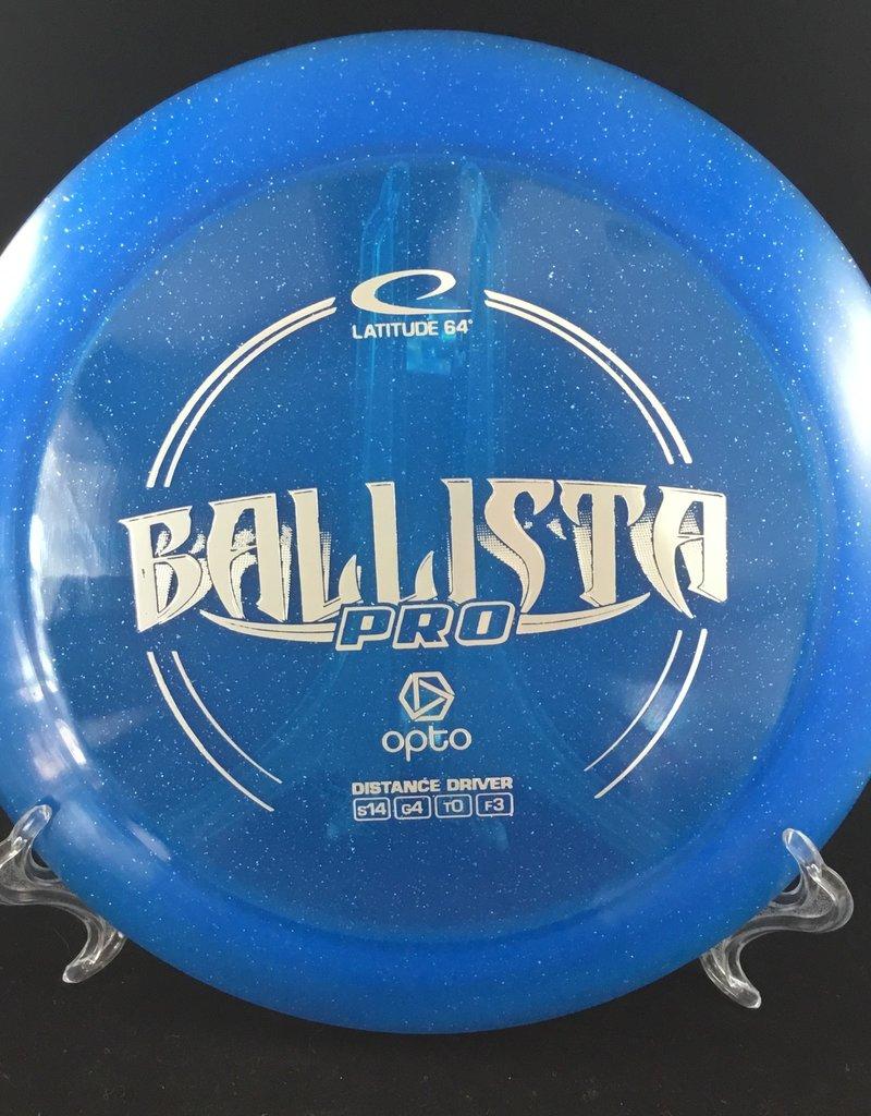 Latitude64 Ballista pro Opto
