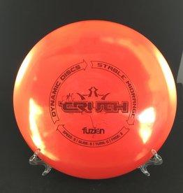 Dynamic Discs Dynamic EMAC Truth Bio Fuzion Red 177g 5/5/0/2