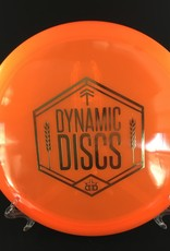 Dynamic Discs Dynamic EMAC Truth Lucid Wheat Shield Stamp