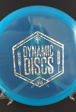 Dynamic Discs Dynamic EMAC Truth Lucid Wheat Sheild stamp