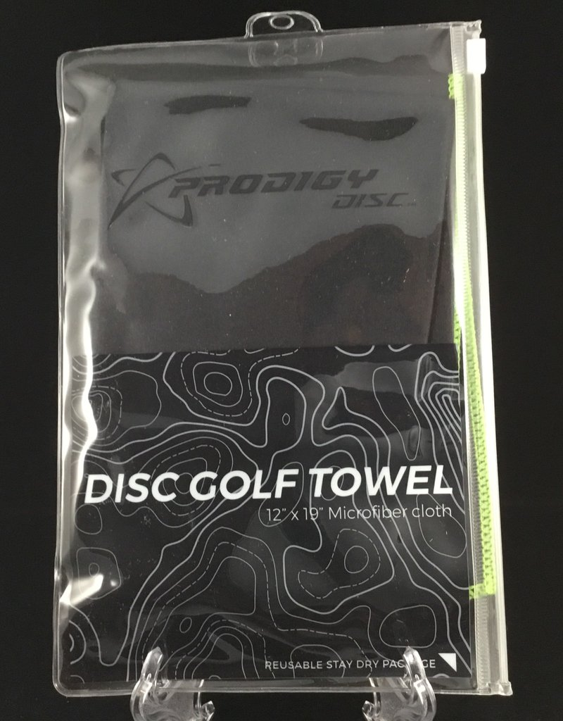 Prodigy Prodigy Disc Microfiber Disc Golf Towel
