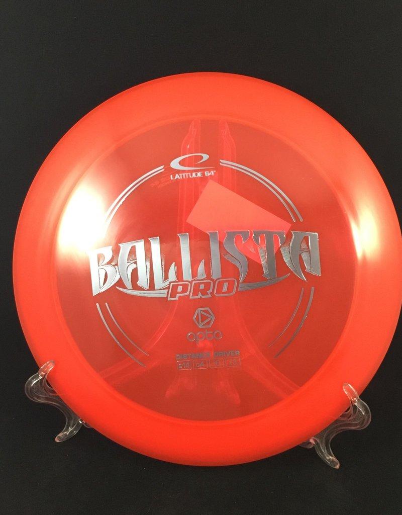 Latitude 64 Ballista Pro Opto