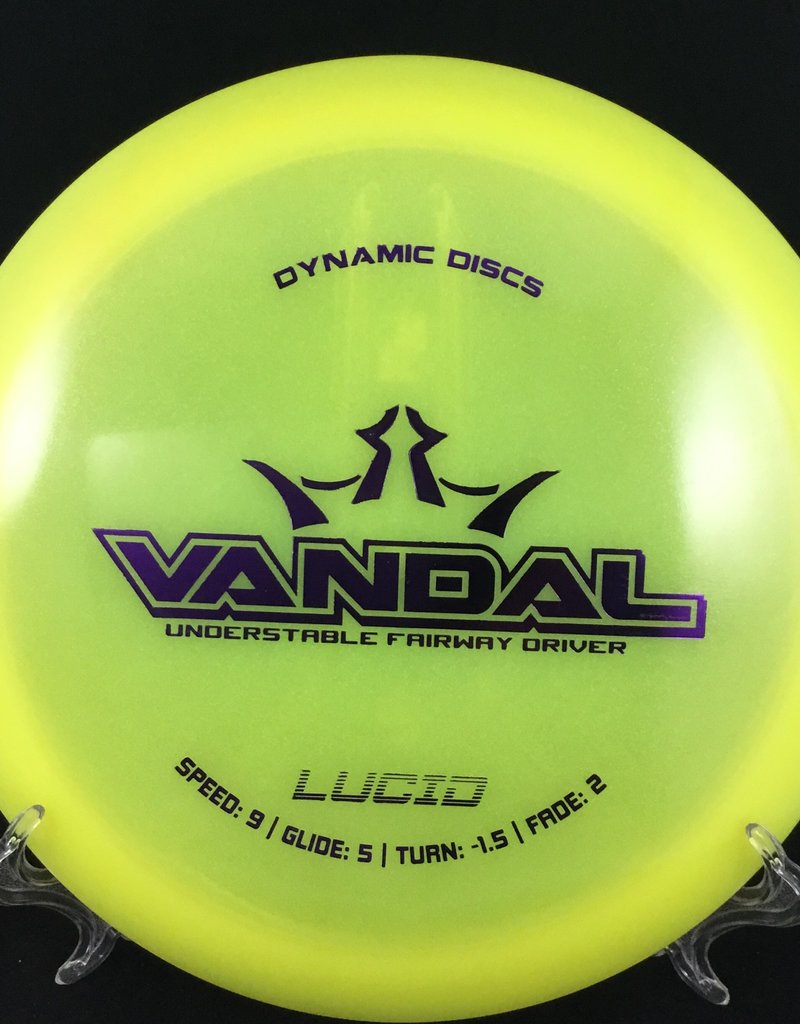 Dynamic Discs Dynamic Discs Vandal