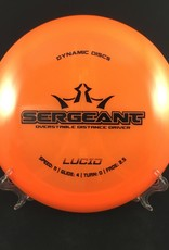Dynamic Discs DynamicDiscs Sergeant