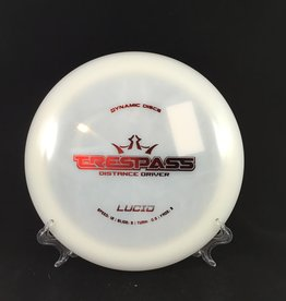 Dynamic Discs Dynamic Trespass