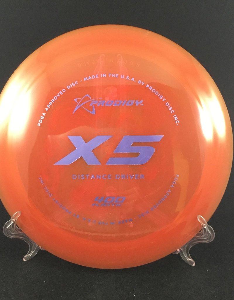 Prodigy Prodigy X-5