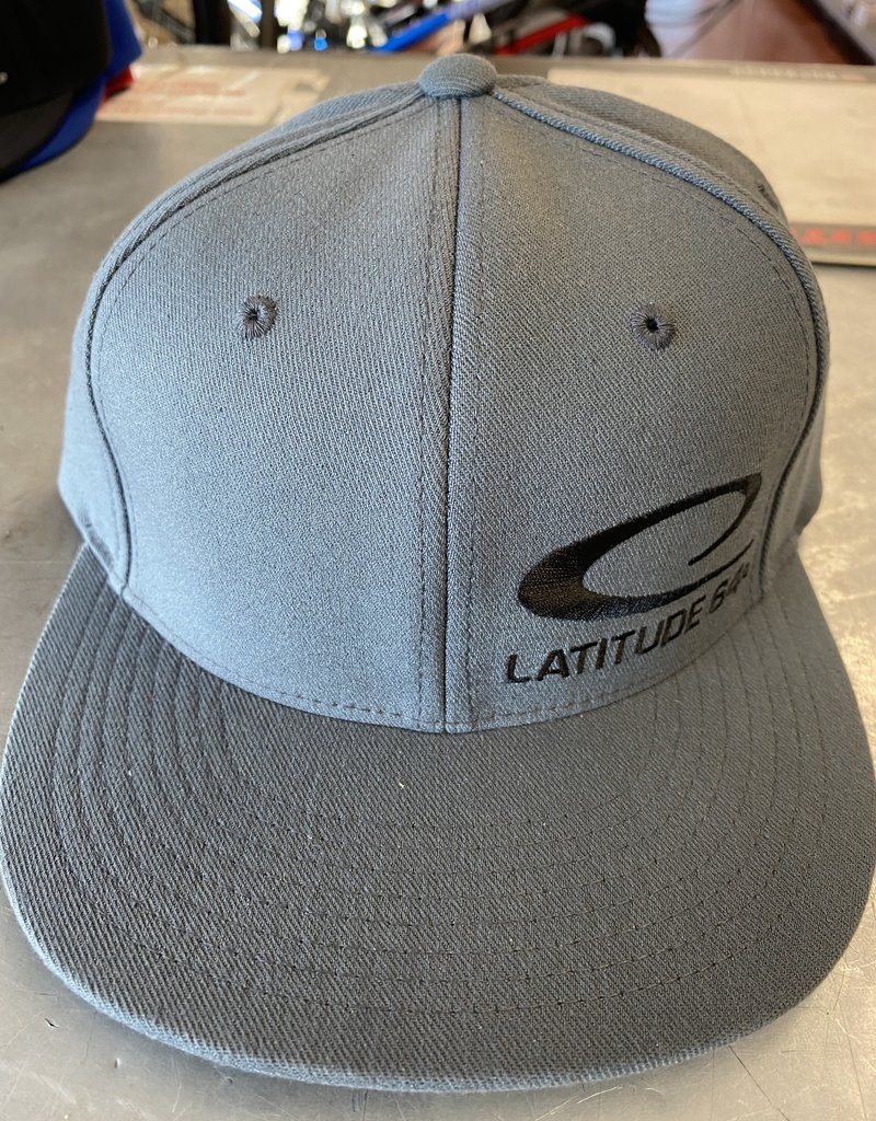 latitude 64 Latitude 64 Snapback Flat Bill Adjustable Hat