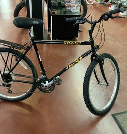 reconditioned specialized hardrock :