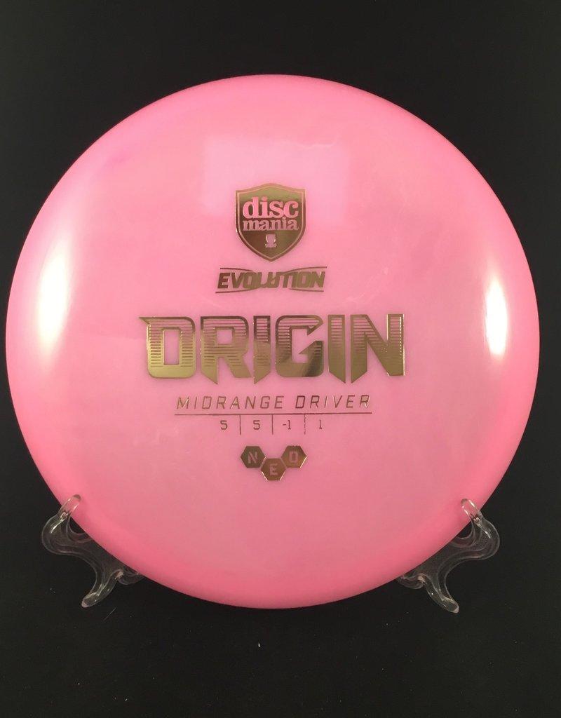 Discmania Discmania Evolution Origin